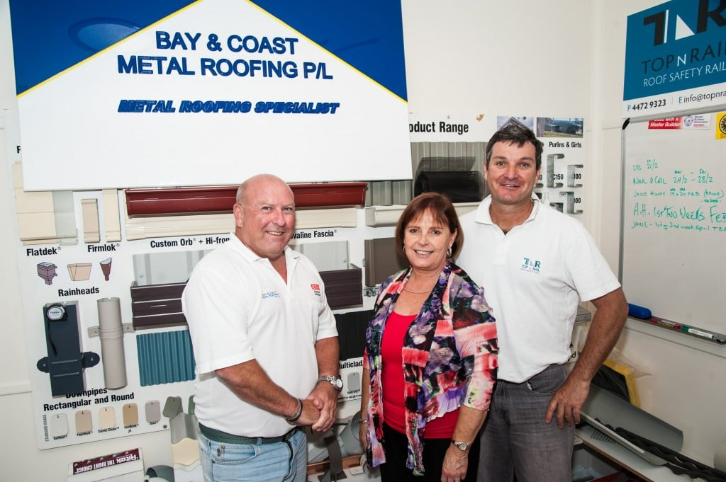 Neil Smith, Coast Metal Roofing