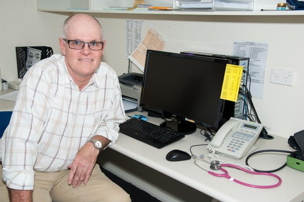 Dr Ian Tait