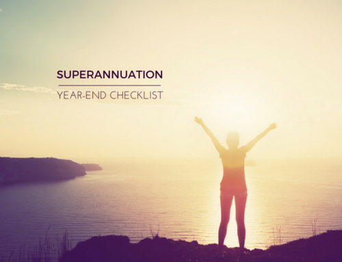 Superannuation year-end checklist