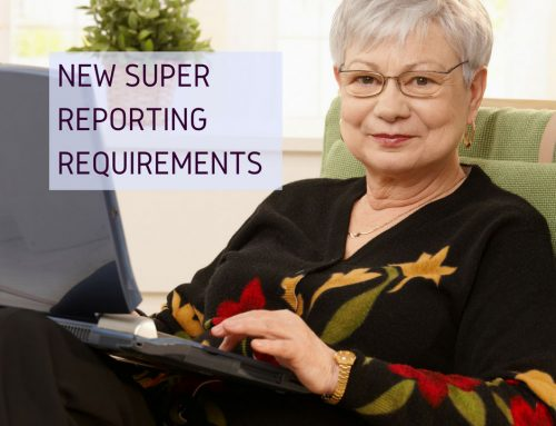 Super pensions – new reporting rules