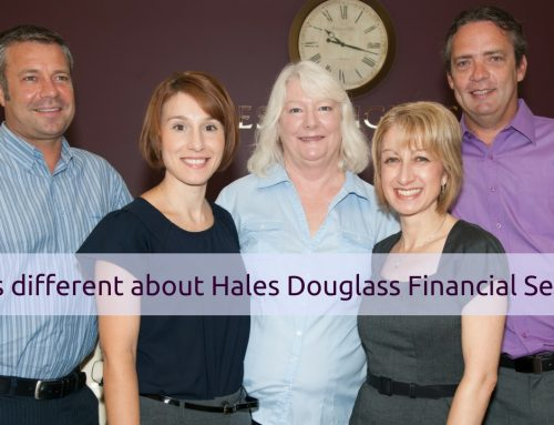 What's different about Hales Douglass Financial Services?