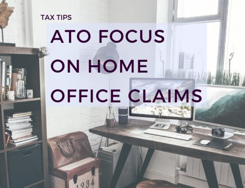 ATO increasing scrutiny on home office claims
