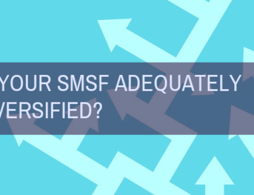 Is your SMSF adequately diversified?