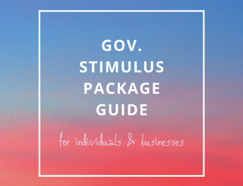 Coronavirus Stimulus guide