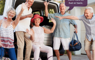 regional seniors travel card