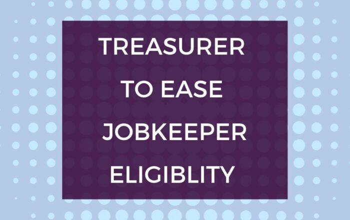 Jobkeeper eligibility eases image