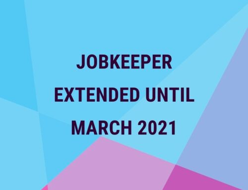 JobKeeper extended to March 2021