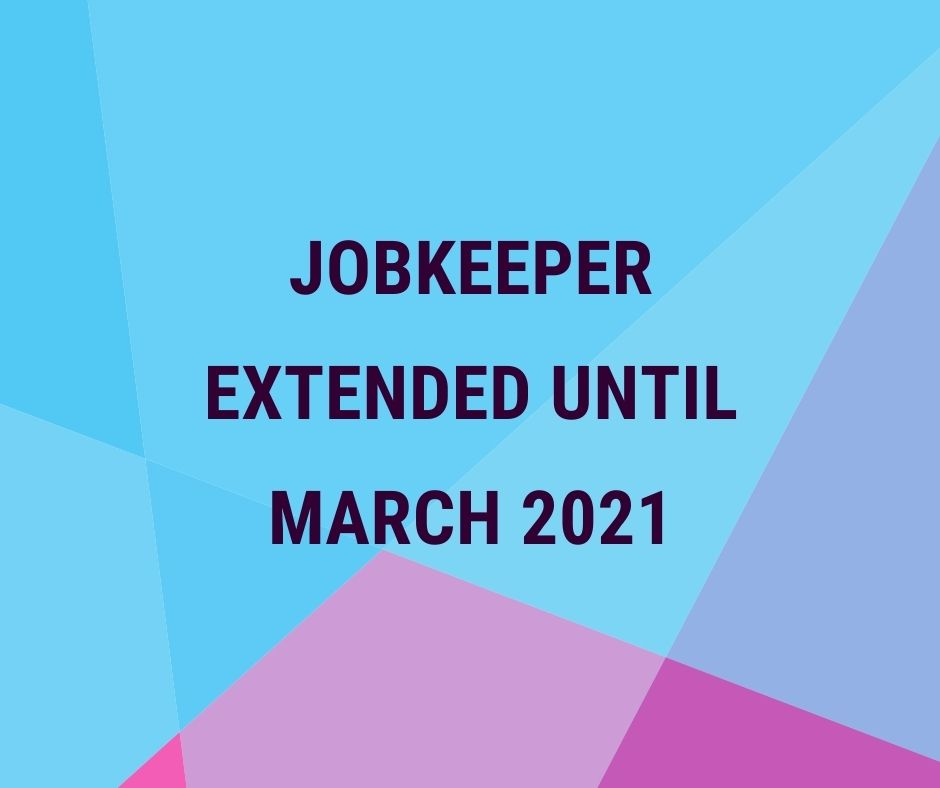 Jobkeeper extended image