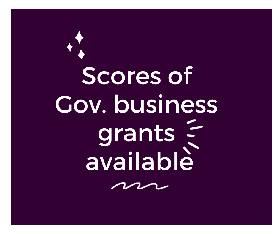 business grants available