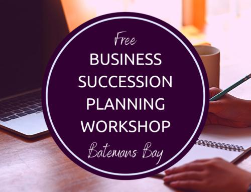 Free Succession Planning Workshop