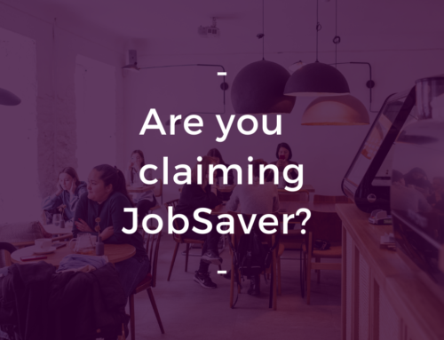 JobSaver eligibility has changed